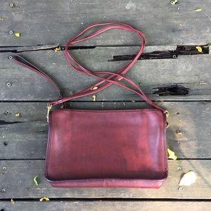 60's Vintage Coach Bonnie Cashin purse or clutch
